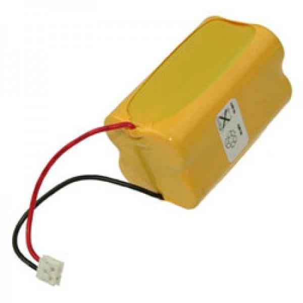 Batterie AccuCell NiMH adaptable sur ANSMANN MC2 4.8 Volt 1600mAh