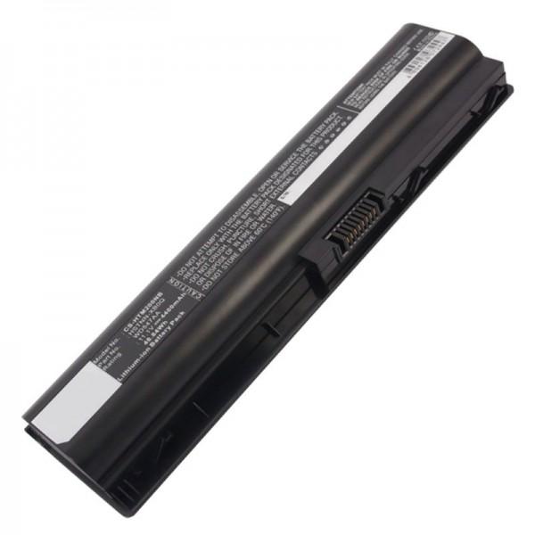 Batterie AccuCell pour HP TouchSmart tm2-1000 et plus