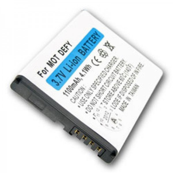 Batterie pour MOTOROLA DEFY, MB520, MB525, BF5X, SNN5877A