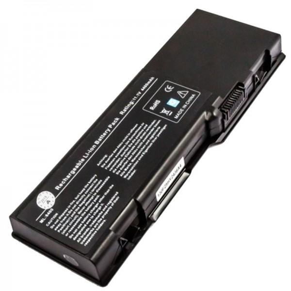 AccuCell batterie compatible pour Dell Inspiron 6400, E1505 4400mAh