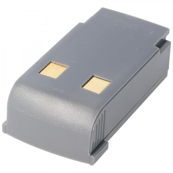AccuCell batterie adapté pour Denso BHT-5000, B-50N NiCd