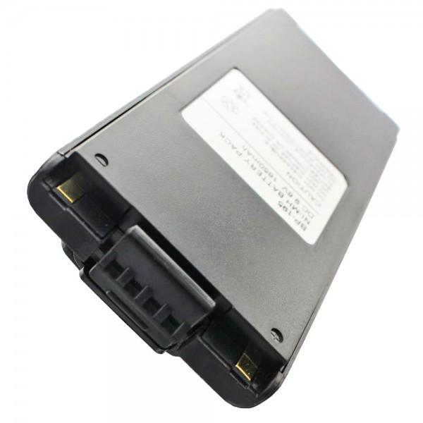 Batterie pour ICOM IC-F3, IC-F4, batterie NiMH BP-196 1200mAh