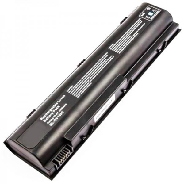 Batterie AccuCell pour Compaq Presario V5000, 367759-001
