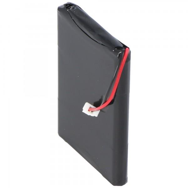 Batterie AccuCell adaptable sur Garmin Quest 1000mAh