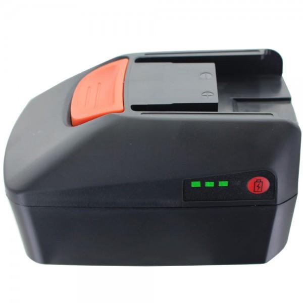 Batterie pour batterie Li-ion Fein 18 Volt 3000mAh B18A.165.01, 92604173020, 92604165020, 92604171020f