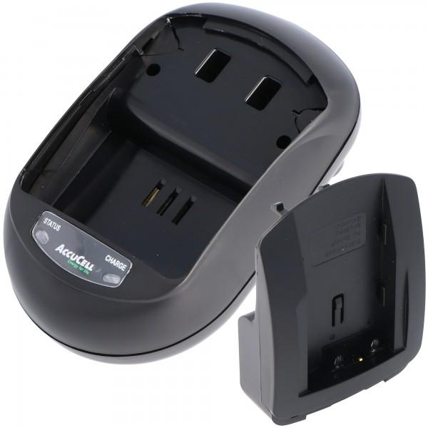 Chargeur AccuCell pour Sharp BT-L225, -L225U, -L445