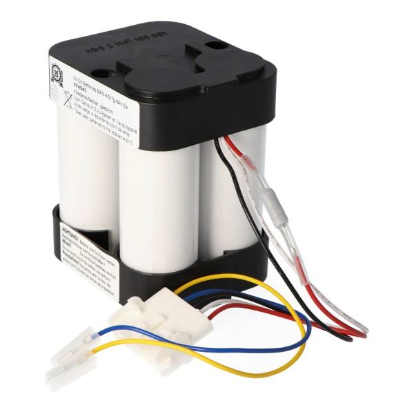 Batterie pour BOSCH HSE7 avec protection Ex et 5 câbles, SEB5.3, SEB8