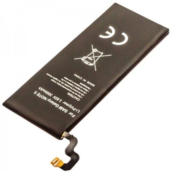 Batterie compatible pour Samsung Galaxy Note 5, Dual Note Galaxy, SM-N920, SM-N920F EB-BN920ABE