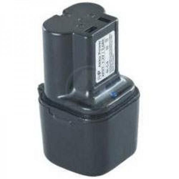 AccuCell batterie adapté pour Hitachi APHT 7.2V-3.0Ah NiMH