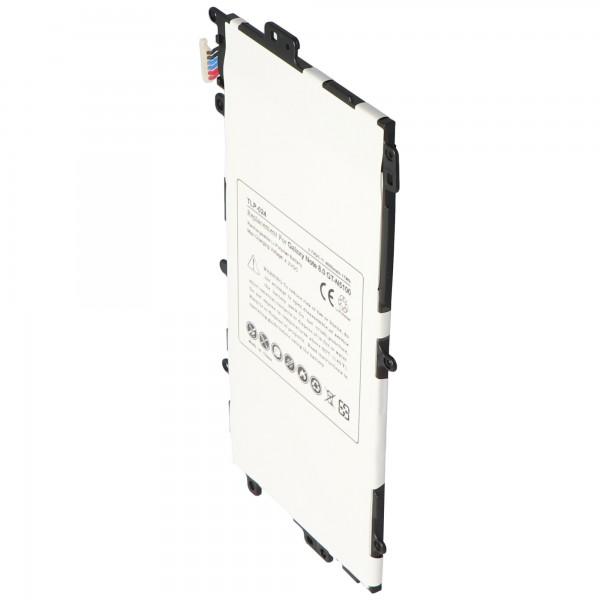 Batterie pour Samsung Galaxy Note 8.0 GT-N5100, GT-N5110 3.75 Volt 4600mAh