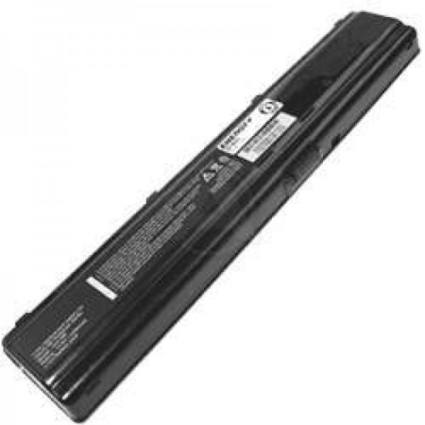 AccuCell batterie adapté pour Asus M6, A42-M6, 90-N951B1200