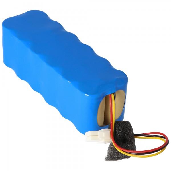Samsung SR8875 Batterie VCA-RBT20, AP5576883, AP5579205, comme batterie remplaçable Li-ion 6000mAh