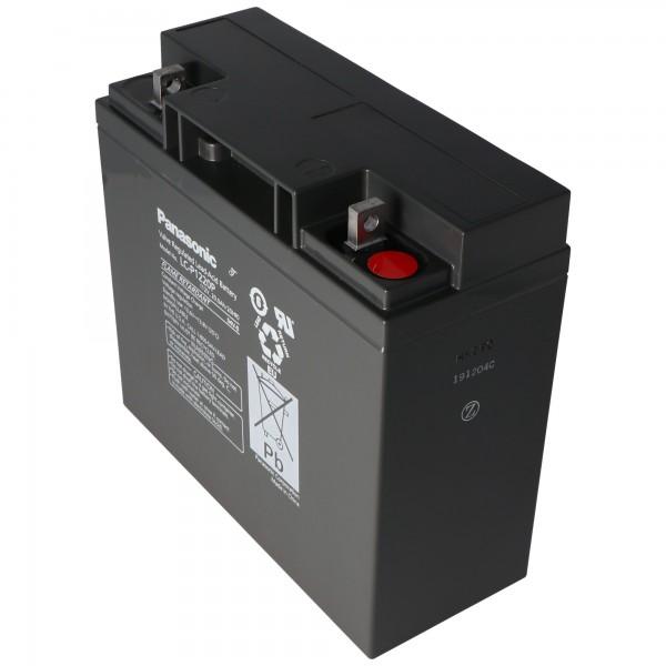 Panasonic LC-X1220P Batterie Batterie au plomb 12 volts 20Ah X1220P