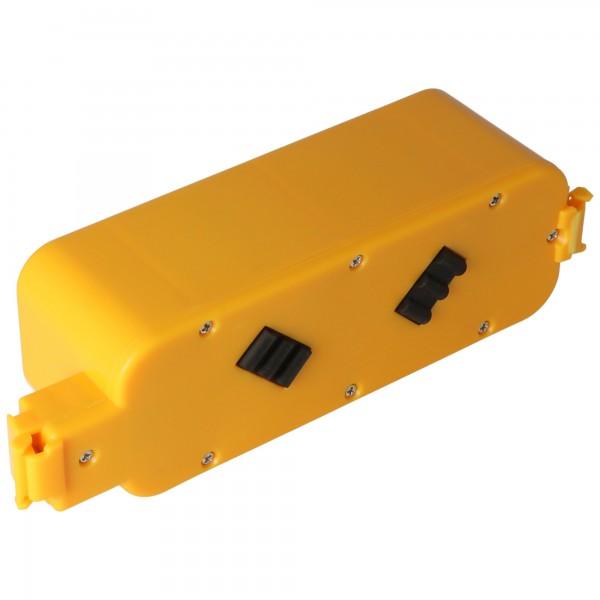 Batterie pour IROBOT ROOMBA 400, 4000, 4210, 4250, 4260