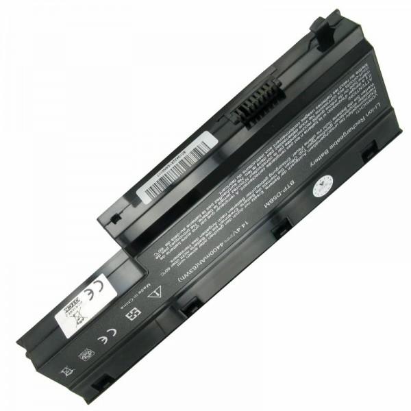 Medion Akoya P7612 batterie réplique MD97860 batterie de AccuCell