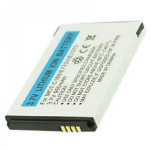 Batterie AccuCell pour Motorola MOTO Q, BT60, CFNN1042