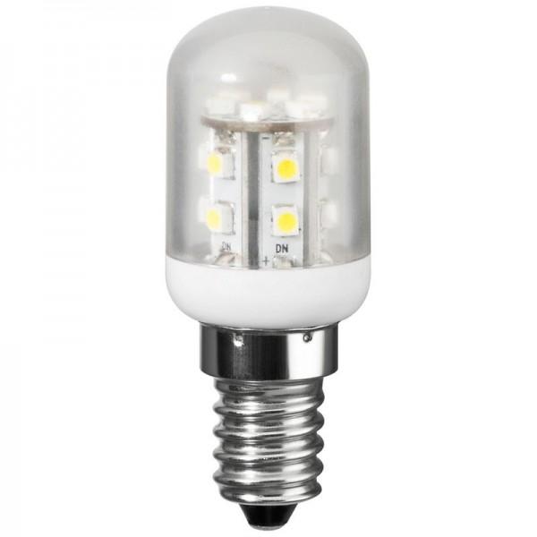 Lampe de réfrigérateur LED 1,2 Watt avec douille E14, remplace 10 Watt