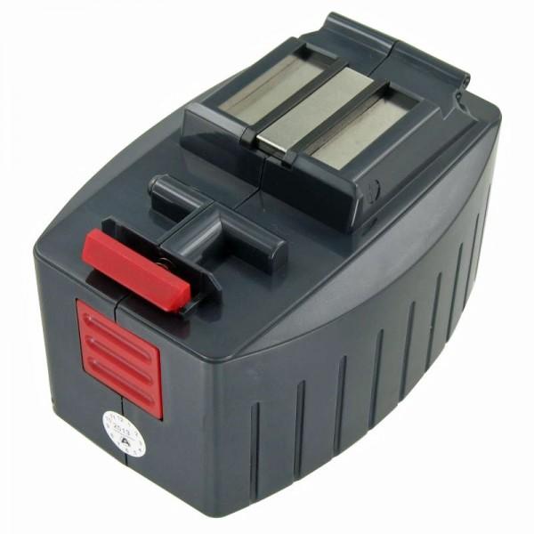 Batterie d'outils pour (faux) Festo BPH14.4T 14.4V 3.0Ah NiMH