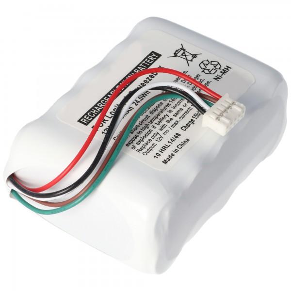 Logitech Squeezebox, pile de réplication 533-000050, HRMR15 / 51, NT210AAHCB10YMXZ
