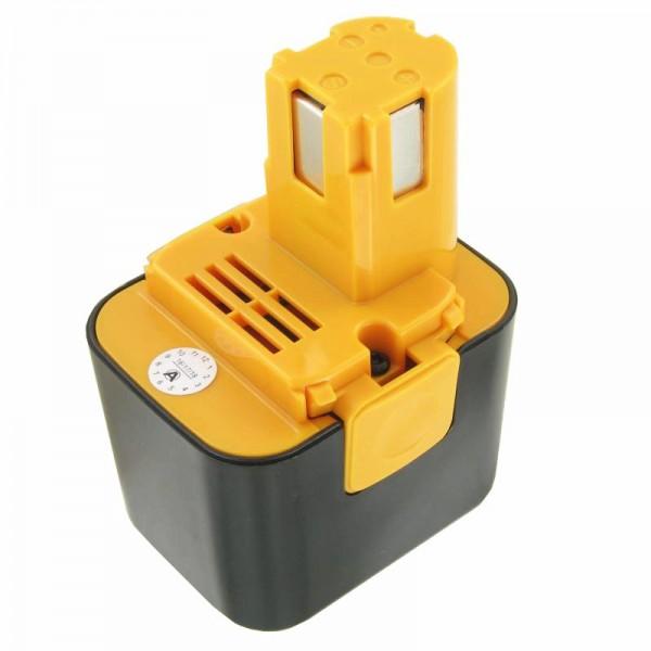 Batterie adapté pour Panasonic EY9066 7.2 Volt NiMH 2.0Ah