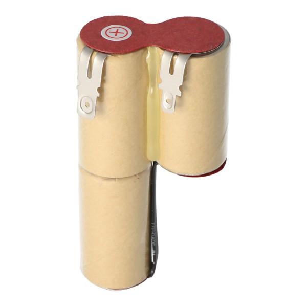 Batterie pour Cisailles à gazon Gardena ACCU3 Accu 3 avec 2500mAh, avec 4,8mm et 6,3mm