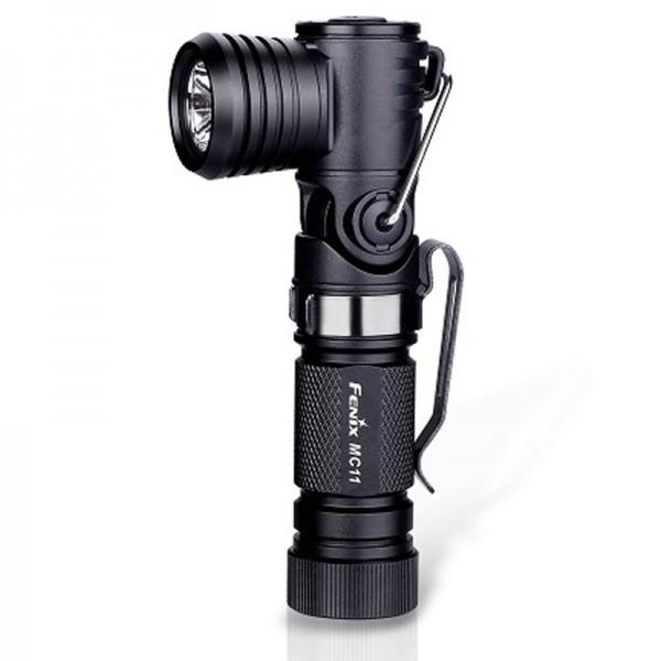 Fenix MC11 2014 LED Anglelight, remplace ou succède le MC10