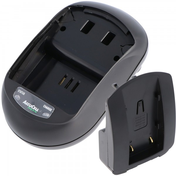 Chargeur rapide AccuCell pour JVC BN-VF823