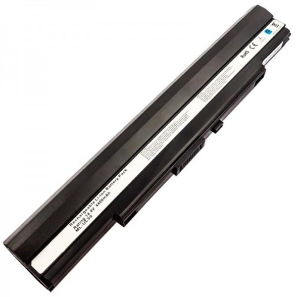 AccuCell batterie adapté pour Asus UL30, UL50, A42-UL30, A42-UL50