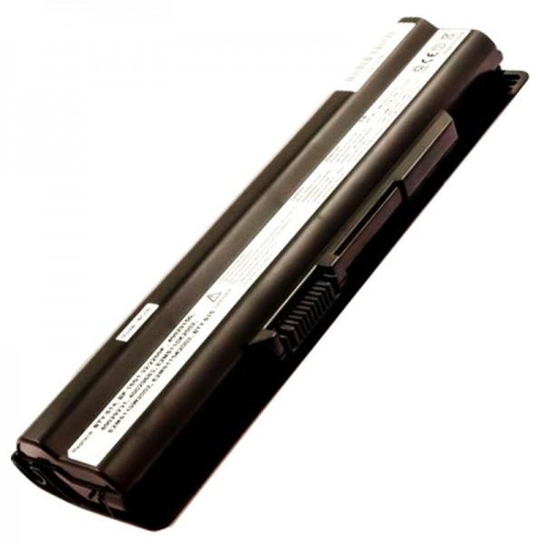 Akoya Mini E1311, Akoya Mini E1312, Akoya Mini E1315, MD97125, MD97127, MD97690 Batterie de remplacement 5200mAh