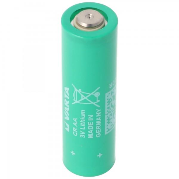 Varta pile au lithium AA AA 6117, UL MH 13654 (N), 6117101301