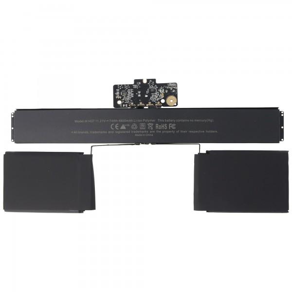 Batterie compatible pour Apple A1425 Batterie MacBook Pro 13 A1425 (fin 2012)