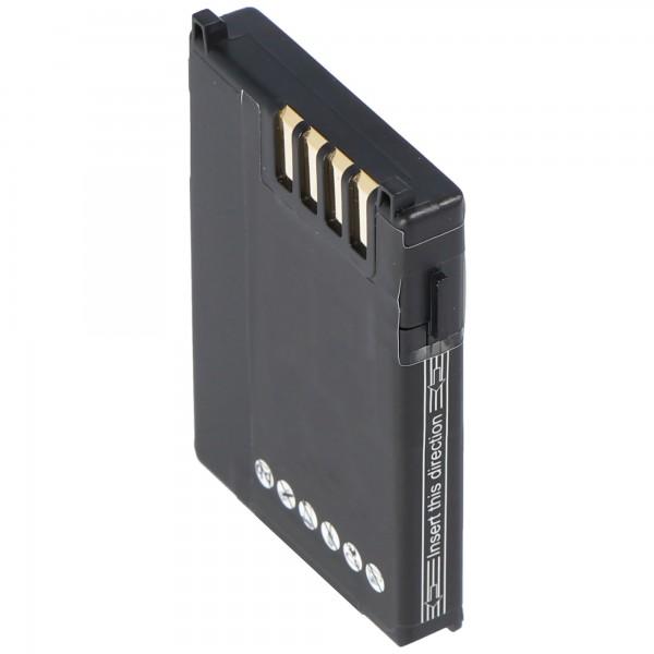 AccuCell batterie adapté pour Motorola L7089, P7389, T 260, V3688