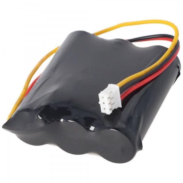 Batterie adaptée aux tonies Toniebox, parfaitement adaptée au système audio Tonie Box, boîte de jeu audio pour enfants, 3,6 V 2200 mAh