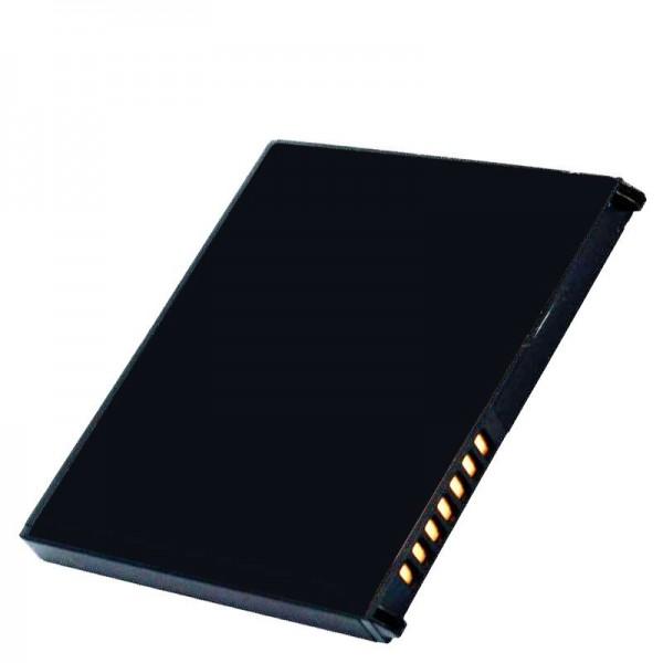 430128-002 Batterie pour HP Type 430128-002 3,7 Volt 1700mAh