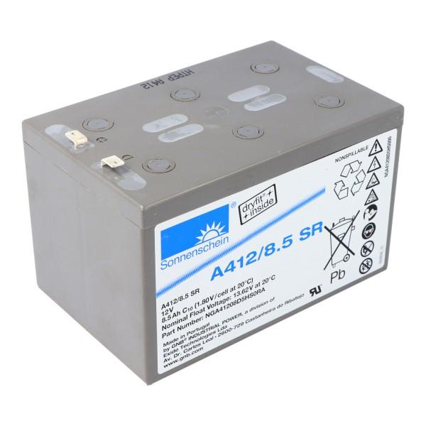 Batterie au plomb Sonnenschein Dryfit A412 / 8.5SR PB 12Volt 8.5Ah
