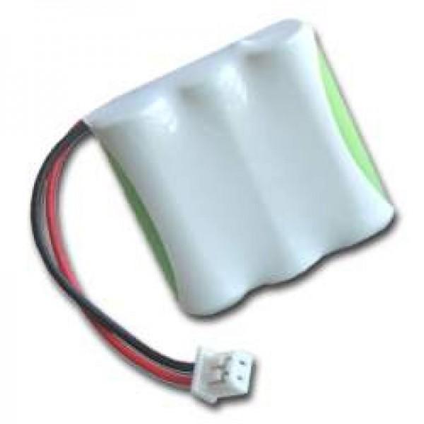 Batterie AccuCell adaptable sur Loewe Alpha TEL 3100 LT2130