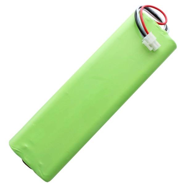Batterie pour Husqvarna 1128621-01, 1128621-01 / 6, 3Ah NiMH