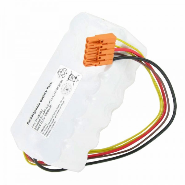 Batterie compatible pour ABB Robotics 41A030BJ0001 en tant que réplique NiCd