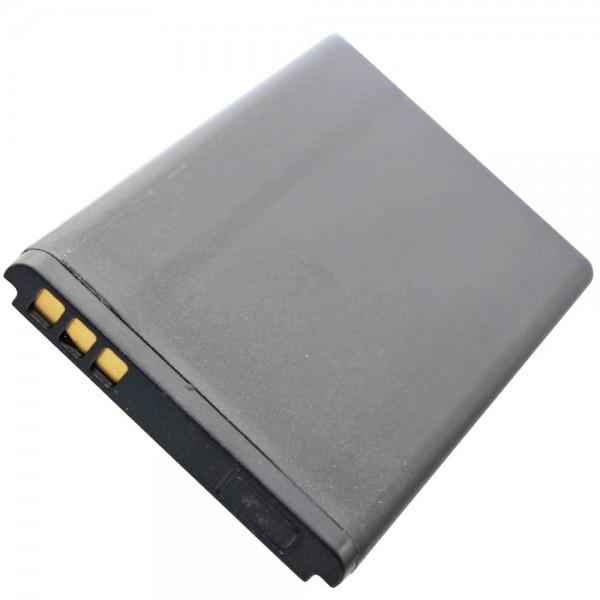 Batterie pour Binatone BB 300, BB300 Senior téléphone 3,7 Volt 900mAh
