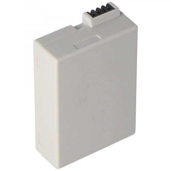 Batterie AccuCell pour Canon LP-E8, EOS 600D, Kiss X5, Rebel T3i