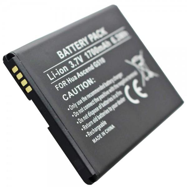 Batterie pour Huawei Ascend Y530 batterie HB4W1, HB4W1H