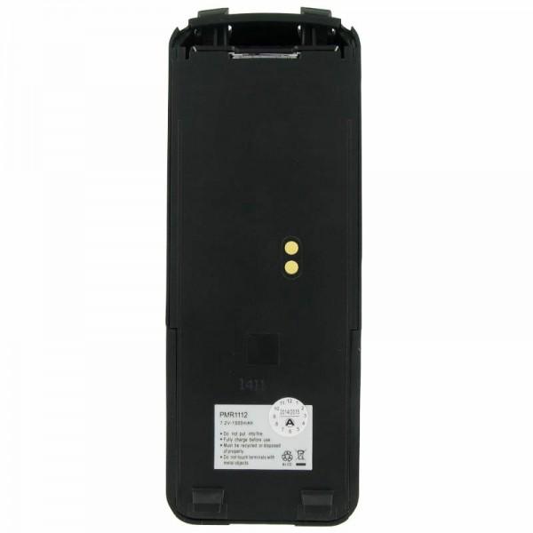 Batterie AccuCell adaptable sur Bosch PR 11, AKK1112L, 1500mAh