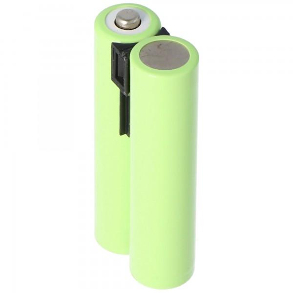 AccuCell batterie adaptée pour Fuji NH-20, Fuji NH-20, FinePix F420