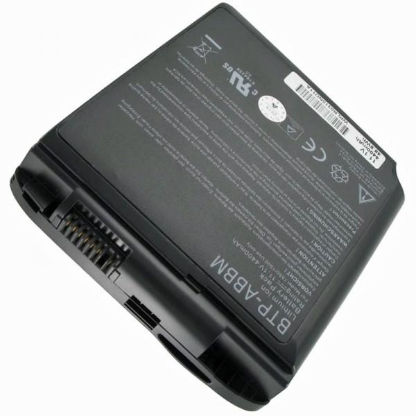 Batterie pour Medion MD95800, 40011354, BTP-AABM, BTP-ABBM