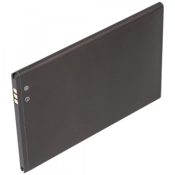 Batterie bea..fon M5 adaptée à votre batterie de téléphone portable Bea-Fon Modèle : M5 Dimensions 88x58x4.4mm