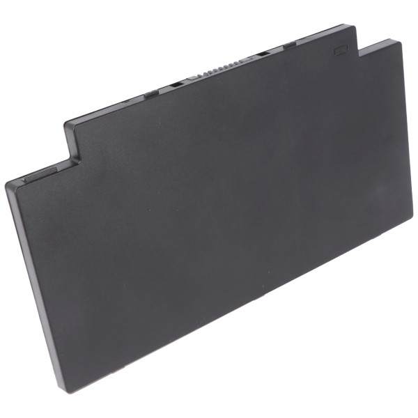 Batterie adaptée pour Fujitsu LifeBook A556, Fujitsu-Siemens Lifebook A556 / G, Li-Ion, 10.8V, 4050mAh