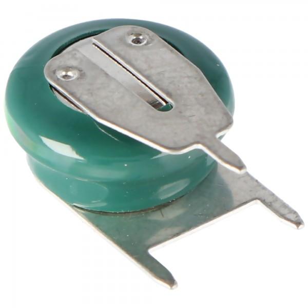 Varta V40H batterie NiMH 55604, pile bouton MH 13654 avec 3 broches
