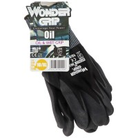 Wonder Grip 10 XL le gant de travail en latex de haute qualité pour le changement de pneus et les travaux de réparation
