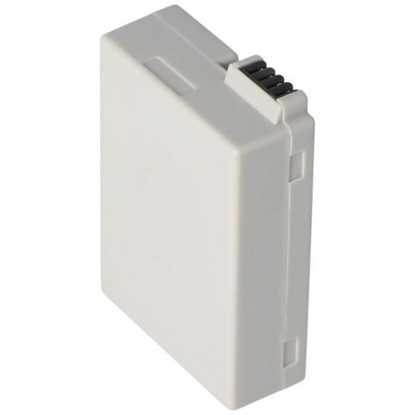 Batterie AccuCell pour Canon LP-E8, EOS 550D, EOS 600D, Rebel T2i