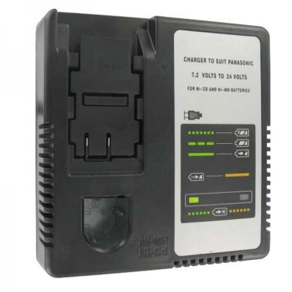 Chargeur universel adapté à la batterie ABB SDF-AK7, SDF-AK9